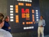 (08/10) Visita ao LABS - Lisboa - Incubadora de Inovação, monitorada pelo professor de Empreendedorismo e seus assistentes.